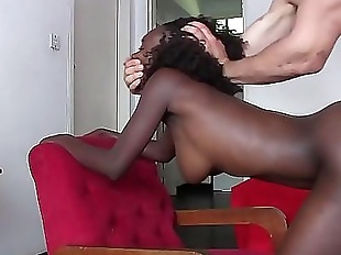 African Beauty Licks Ass for a Job 1 min 1 sec HD+