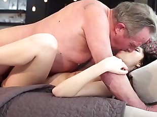 Old and Young PornSweet innocent girlfriend gets..